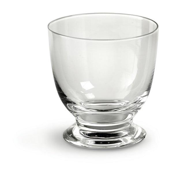 Zestaw 2 niskich szklanek Snowman