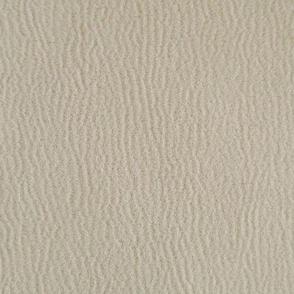 Sofa dwuosobowa Miura Munich, pokrycie kremowe, zamszowe