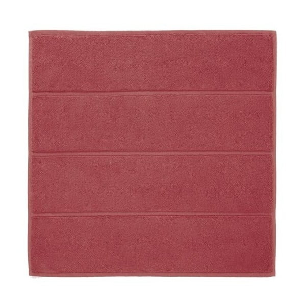 Dywanik łazienkowy Adagio Marsala, 60x60 cm