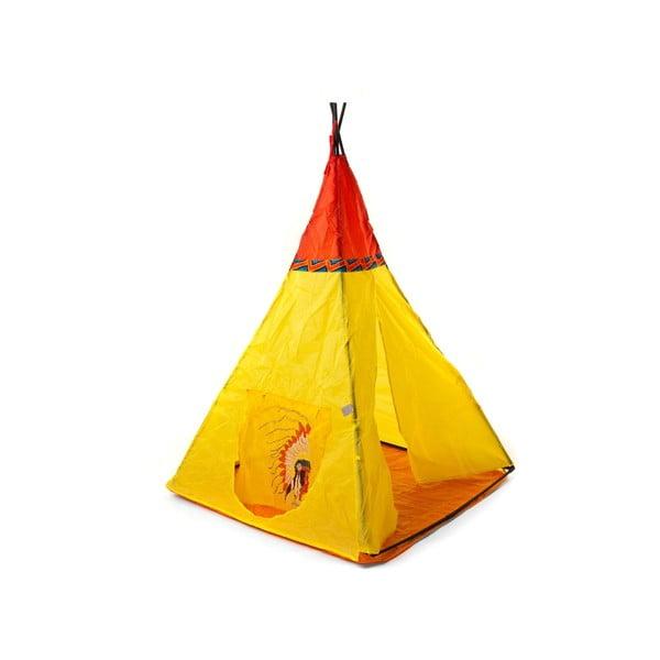 Namiot dziecięcy Indian, pomarańczowy