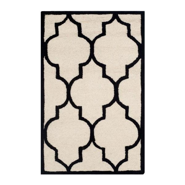 Dywan wełniany Safavieh Everly Decor, 91x152 cm