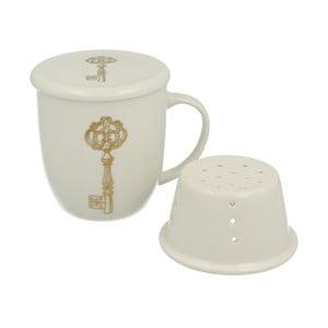 Porcelanowy kubek Kluc, 350 ml