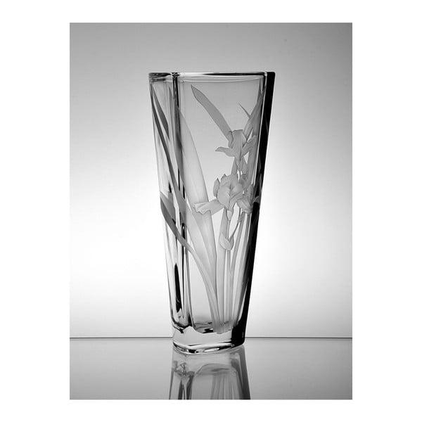 Wazon Irys, trójścienny, 30,5 cm