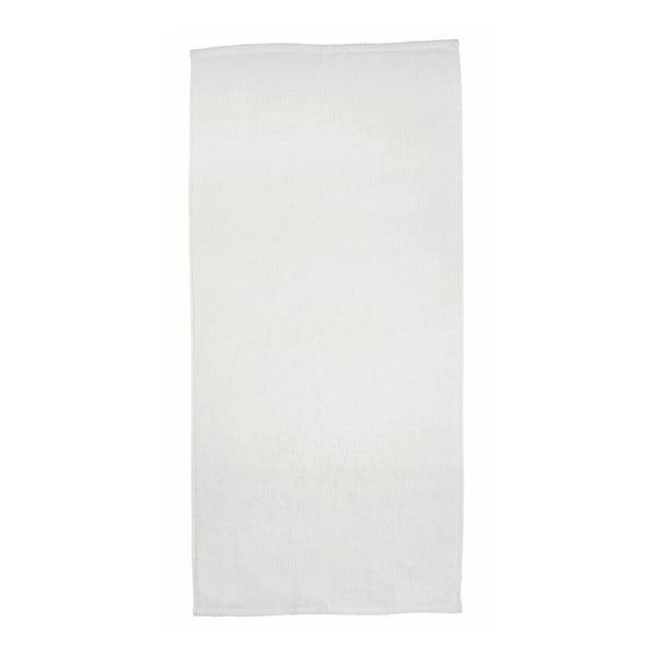 Biały ręcznik Kela Ladessa, 50x100 cm