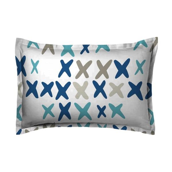 Poszewka na poduszkę IXC Azul, 70x90 cm