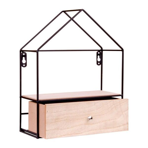Półka z szufladą House Nordic Palerrmo