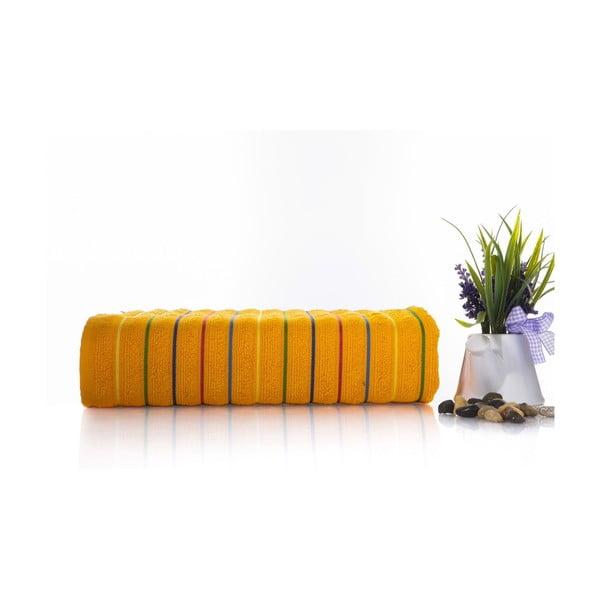 Ręcznik Rosy Orange, 70x140 cm