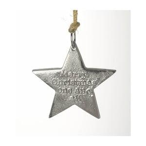Gwiazda wisząca Parlane Merry Christmas