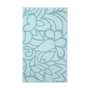 Dywan Esprit Flower Shower Blue, 70x120 cm