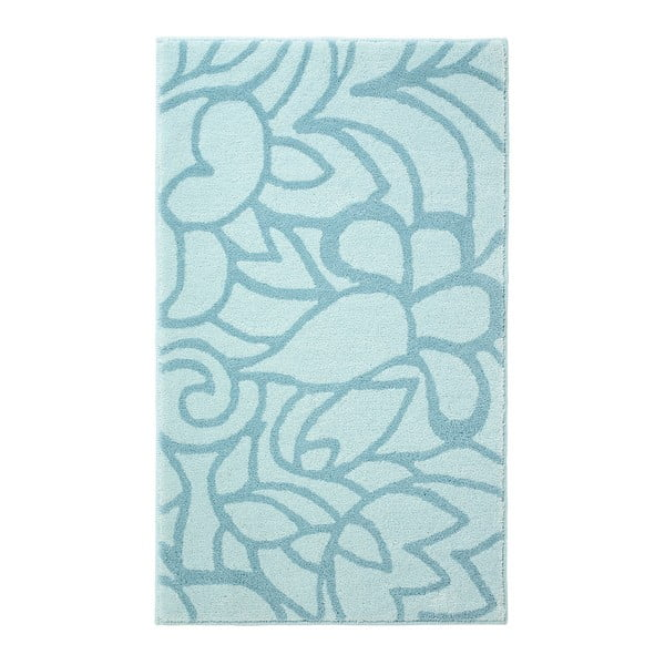 Dywan Esprit Flower Shower Blue, 60x100 cm