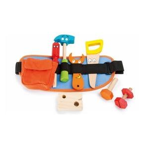 Pas z drewnianymi narzędziami dla dzieci Legler Tool