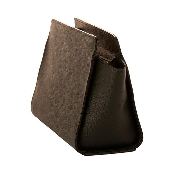 Skórzana torebka Andrea Cardone 2022 Green