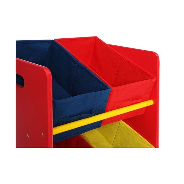 Półka z koszykami Premier Housewares Canvas