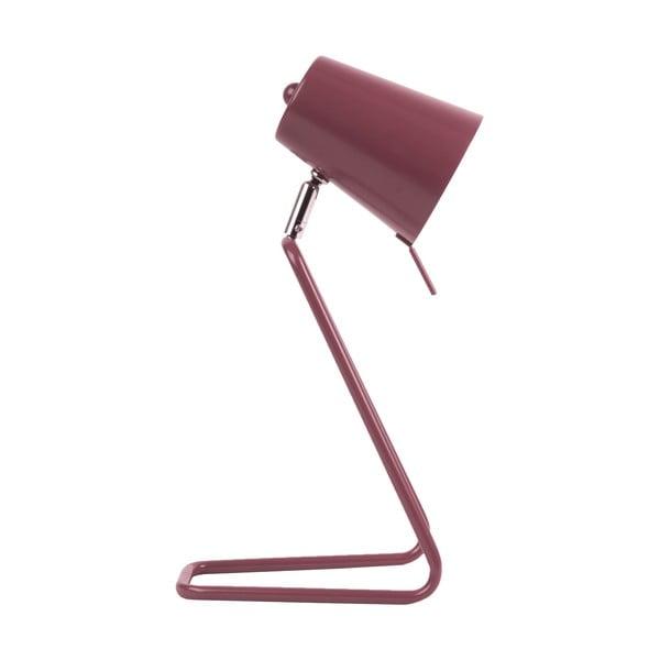 Różowa lampa stołowa Leitmotiv Zet