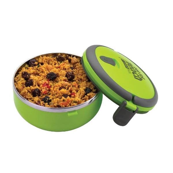 Pojemnik na lunch Lunchbox Green, okrągły