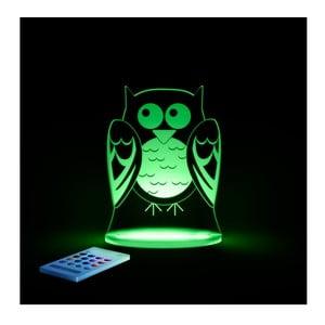 Dziecięca lampka nocna LED Aloka Sowa