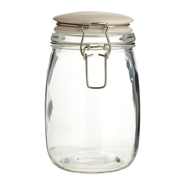 Zestaw 3 pojemników w koszyku Premier Housewares Country Cottage, 1000 ml