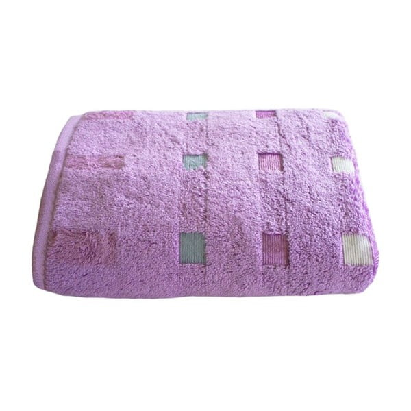Ręcznik Quatro Lavander, 80x160 cm