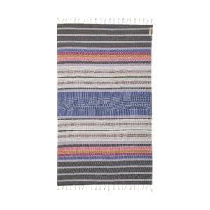 Ręcznik hammam Melange Colorful III, 95x175 cm