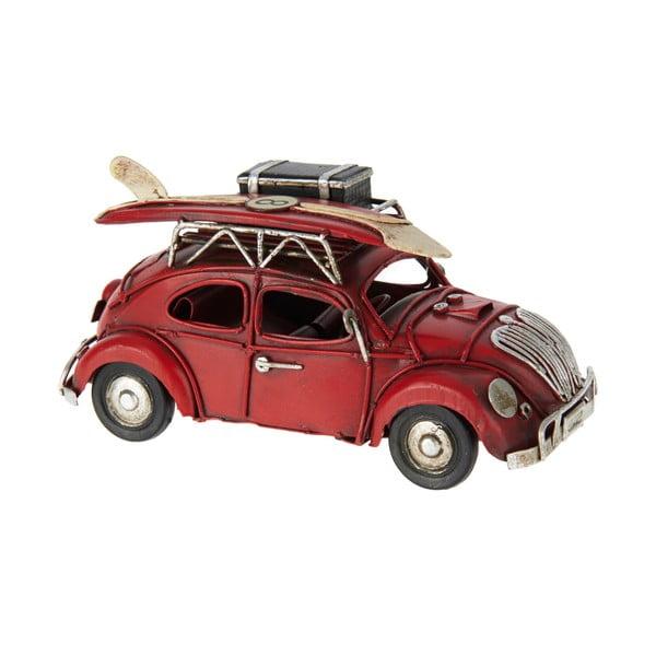 Dekoracja: samochód InArt Red Retro