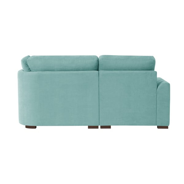 Sofa narożna Jalouse Maison Irina, lewy róg, miętowy