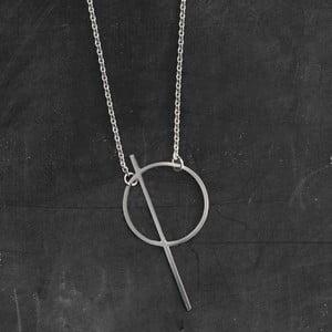 Naszyjnik Thale Silver z kolekcji Geometry
