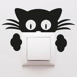 Naklejka Ambiance Plug Kitten