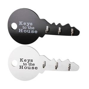 Zestaw 2 wieszaków na klucze Hanger Key