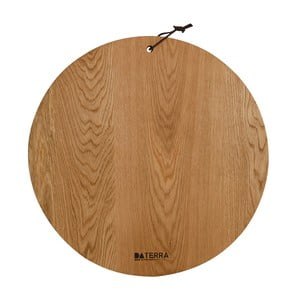 Drewniana deska do krojenia Circular Green