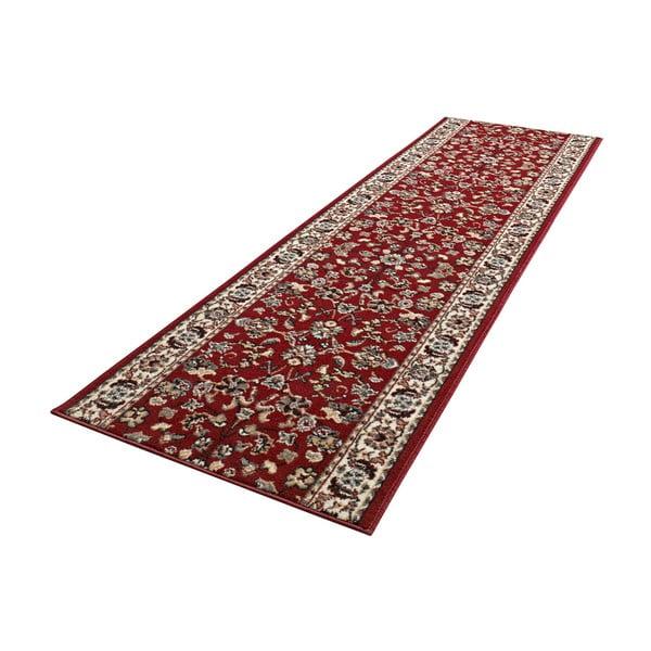 Dywan Basic Vintage, 80x450 cm, czerwony