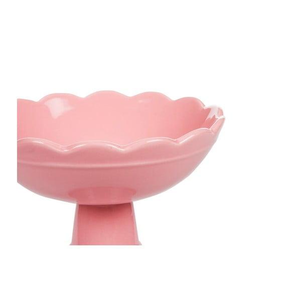 Patera ceramiczna Crayon Pink