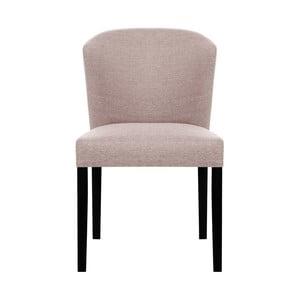 Jasnoróżowe krzesło Corinne Cobson Marlowe