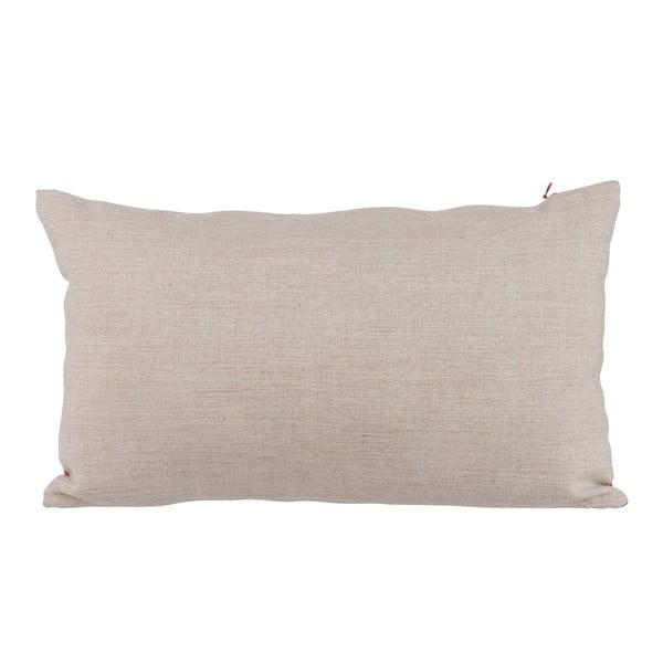 Poduszka Leather Poly, 30x50 cm