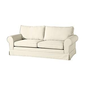 Kremowa sofa trzyosobowa Max Winzer Hillary