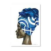Plakat African Pride II, 30x42 cm