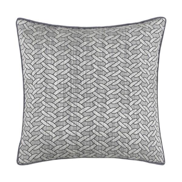 Dekoracyjna poduszka CIMC Knots Grey