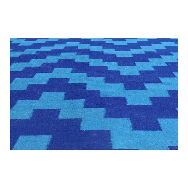 Ręcznie tkany dywan Kilim Modern 38, 100x160 cm
