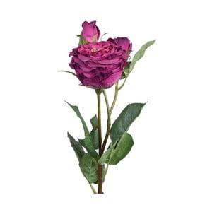 Sztuczny kwiat Ego Dekor czerwona róża