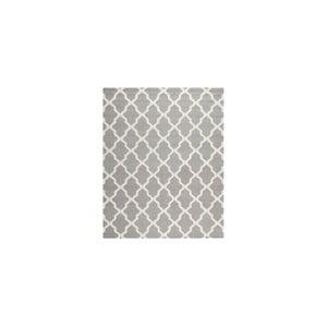 Dywan wełniany Ava Light Grey, 243x304 cm