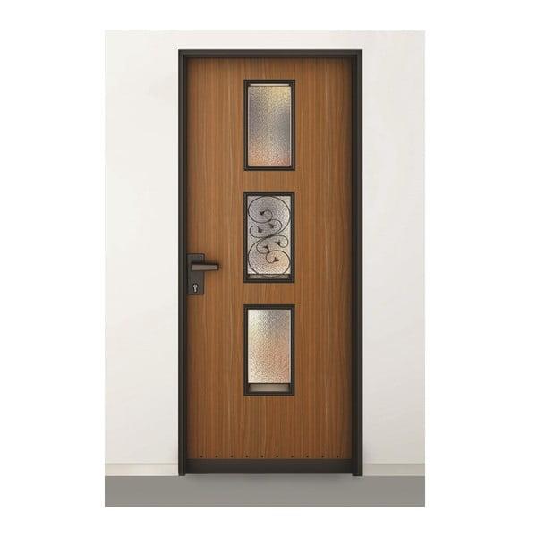 Naklejki 3D na drzwi Délicat