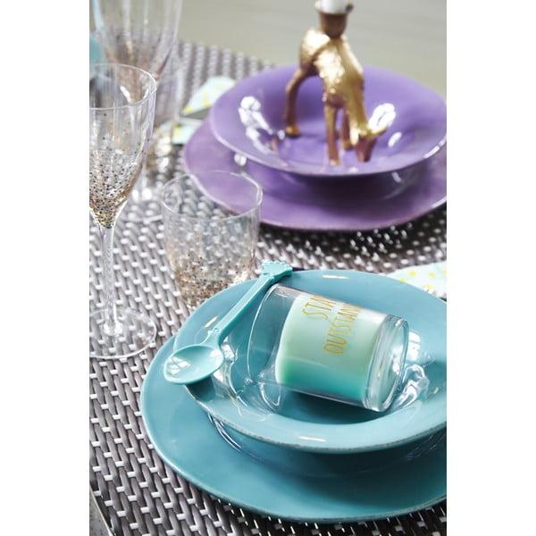 Ceramiczny głęboki talerz Lavender
