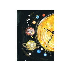 Obraz Wrzechświat, 45x70 cm