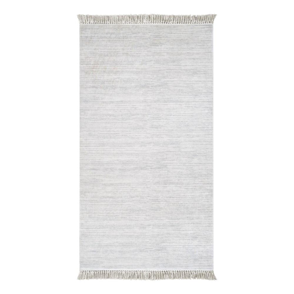 Szary dywan Vitaus Hali Misma, 80x150cm