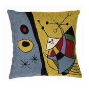 Poszewka na poduszkę Miro Alien, 45x45 cm
