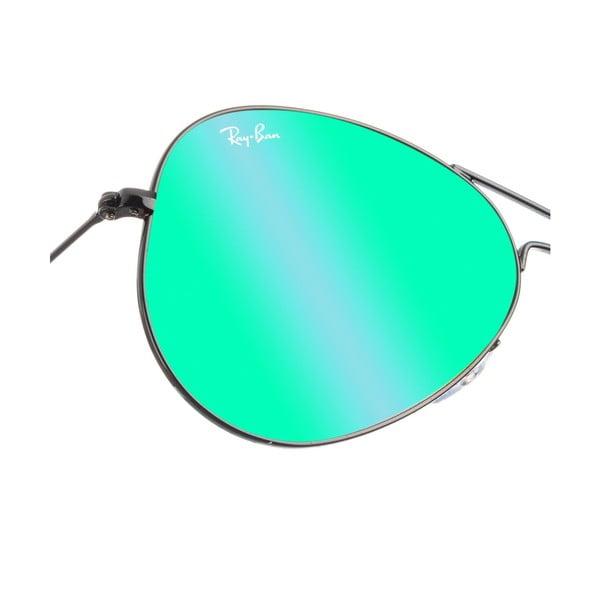 Okulary przeciwsłoneczne Ray-Ban Aviator Black Aqua
