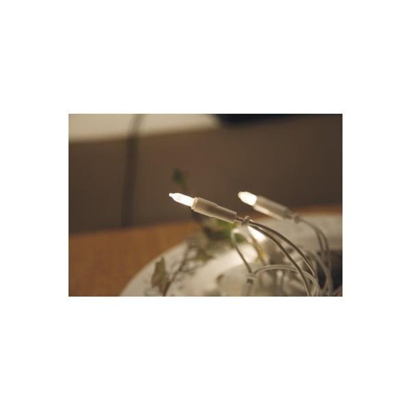 Lampki   choinkowe Best Season Lightchain White, 20 światełek