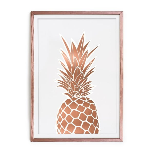 Obraz Really Nice Things Pineapple, 40x60 cm