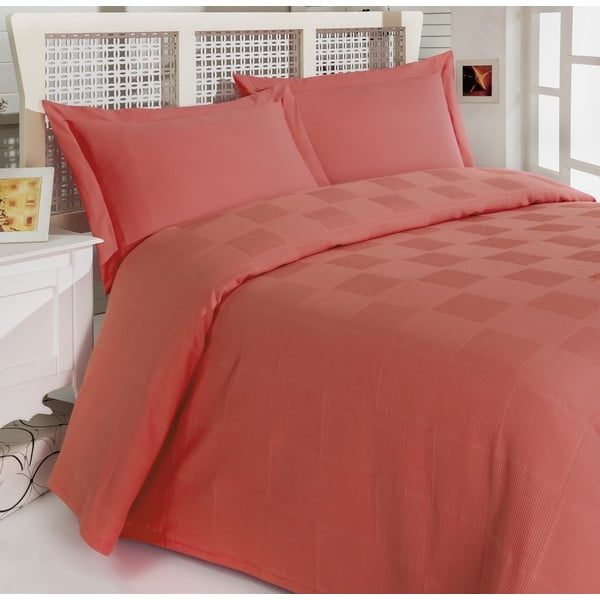 Narzuta na łóżko Coral, 200x230 cm