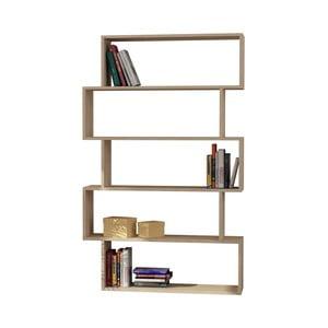 Biblioteczka Kat 161x100 cm Oak