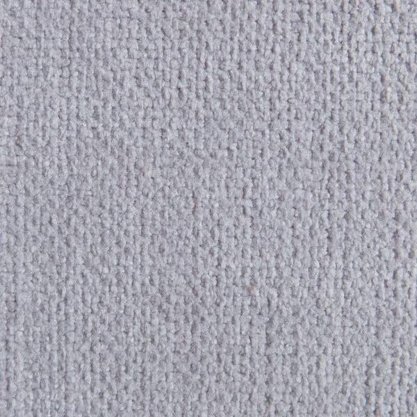 Jasny szaroniebieski fotel wiszący do wnętrz Linda Vrňáková Swingy In